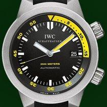 IWC Aquatimer 2000 Automatic Date 42mm Titanium