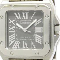 Cartier Polished Cartier Santos 100 Summer Ltd Edition...