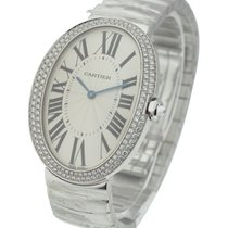 Cartier WB520010 Baignoire Large Size in White Gold - on...