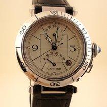 Cartier PASHA GMT POWER RESERVE