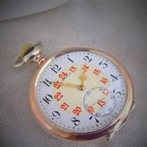 Zenith vintage silver 24h  dial in very good condition