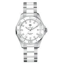 TAG Heuer Aquaracer White Dial Ladies Watch