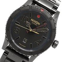 Nixon ディプロマットSS クオーツ メンズ 腕時計 A2771883 ブラック