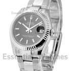 Rolex Used Mid Size DATEJUST with Oyster Bracelet
