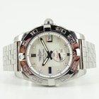 Breitling Galactic 36 MOP diamond dial