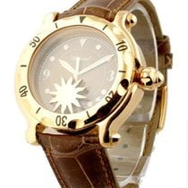 Chopard Happy Sport Happy Sun in Rose Gold