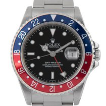 Rolex GMT Master I, with Black Insert, Ref: 16700