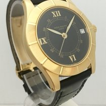 Patek Philippe Neptune 5081 Mens Gold Watch, Just Serviced