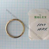 Rolex Lünette 750er Gelbgold