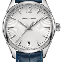 Hamilton Jazzmaster Lady Quarz Damenuhr H42211655