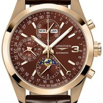 Longines Conquest Classic Chronograph Moonphase 42mm l2.798.8....