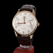 IWC Portugieser Automatic 2000 Seven Days Power Reserve