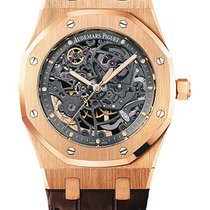 Audemars Piguet Royal Oak Skeleton Rose Gold 15305OR.OO.D088CR.01