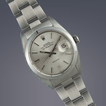 Rolex Air-King-Date stainless steel Oyster Perpetual watch...