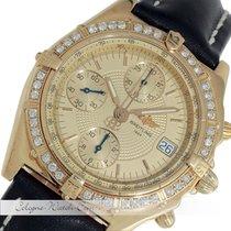 Breitling Chronomat Gelbgold K13048