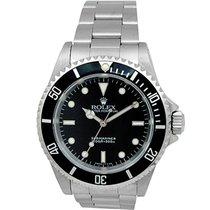 Rolex 40mm Rolex Stainless Steel  Submariner No-Date Watch #14060