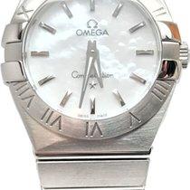 Omega Quartz 27mm 123.10.27.60.05.001
