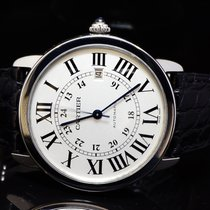 Cartier 2014 Ronde Solo, Automatic, W6701010, MINT, Box &...