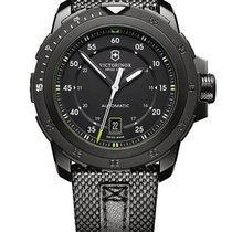Victorinox Swiss Army Victorinox  Alpnach Watch - Black PVD...