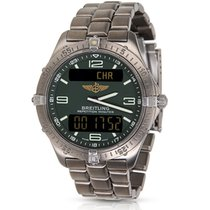 Breitling Aerospace E65062 Mens Watch in Titanium