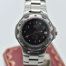 TAG Heuer Kirium Wl5119 Black     Stainless Steel   Mechanical...
