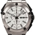 IWC Ingenieur Double Chronograph 45mm Mens Watch