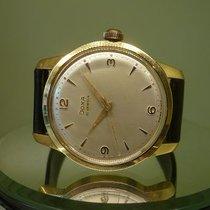 Doxa vintage calatrava mechanichal chezard DEAD SECONDS gold...