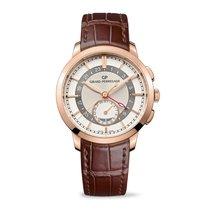 Girard Perregaux 1966 Dual Time Automatic Men's Watch