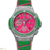Hublot Big Bang 41 MM Pop Art Automatic Chronograph Stainless...