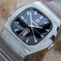 Rado Sapphire Gazelle  Stainless Steel Automatic 1970 Watch E14