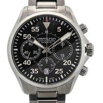 Hamilton Khaki Aviation Pilot Automatic Chronograph
