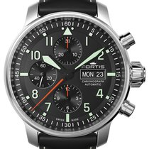 Fortis Aviatis 43 Flieger Professional Chronograph