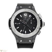 Hublot Big Bang Ceramic Rubber Chronograph Men`s Watch