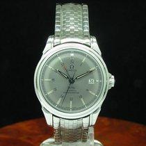 Omega De Ville Co-axial Gmt Chronometer Automatic Stahl...