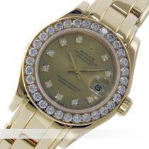 Rolex Pearlmaster Gelbgold 69298