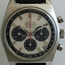 Zenith El Primero A 384 1969 Panda