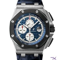 Audemars Piguet Royal Oak Offshore Chronograph Platinum and...
