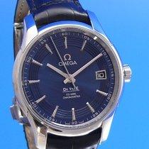 Omega De Ville Orbis Hour Vision Blue