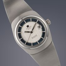 Tissot Seastar stainless steel automatic watch RARE