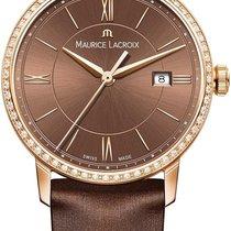 Maurice Lacroix Eliros EL1094-PVPD1-710-1 Damenarmbanduhr mit...