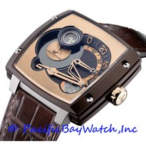 Hautlence HLS-00 Men's Rose Gold