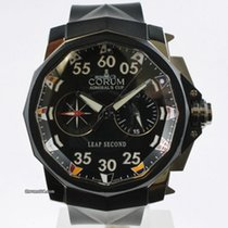 Corum Admirals Cup Leap Second