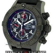 Breitling Avenger Skyland Black Steel Chronograph LTD