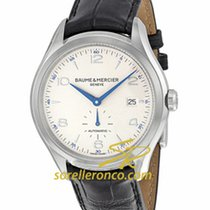 Baume & Mercier Clifton Automatic Silver - 10052