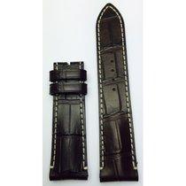 Hamilton Railroad Lederband ohne Schließe 22/20 mm H600.406.103