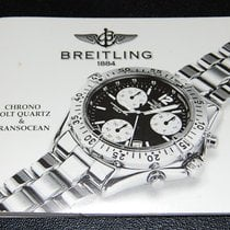 Breitling Chrono Colt Quartz & Transocean Heft