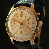Dreffa vintage chronograph Valjoux 92 as in Heuer Carrera