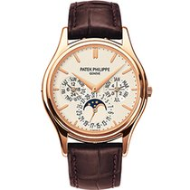 Patek Philippe [NEW] Grand Complications Rose Gold Mens 5140R-011