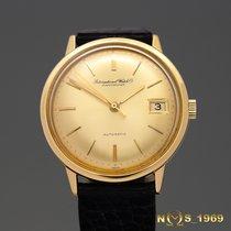 IWC Schaffhausen 18K Gold Automatic Cal.8541 BOX 1966 Year