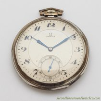Omega Pocket Watch circa 1933